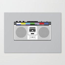 1 kHz #9 Canvas Print
