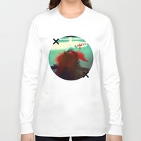 cross Long Sleeve T-shirts featuring Cross by oppositevision