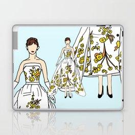 Audrey Hepburn Vintage Retro Fashion 2 Laptop & iPad Skin