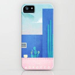 Morocco / Cactus iPhone Case