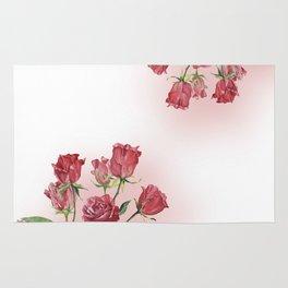Never Ending Roses Rug