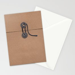 Camo Series - kraft envelope Stationery Cards