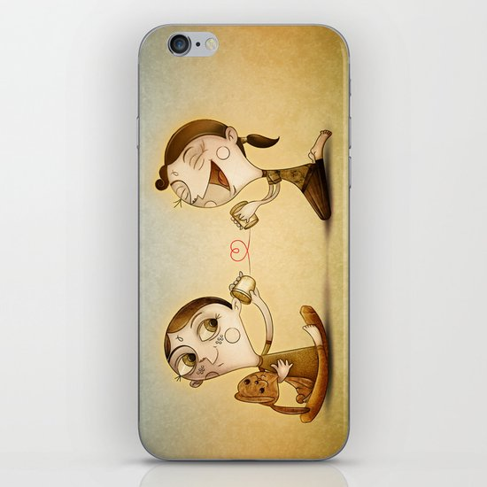 Phone iPhone & iPod Skin
