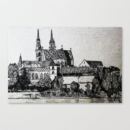 The Munster Canvas Print