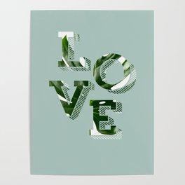 Love plants Poster