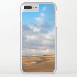Beach Clear iPhone Case