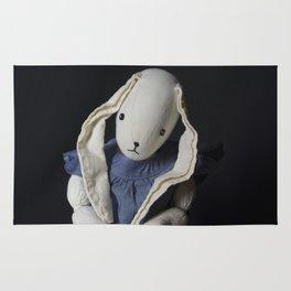 Sad Rabbit Rug