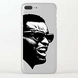 Brother Ray Clear iPhone Case