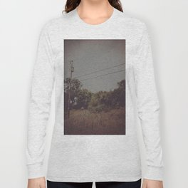 Empty Silences Long Sleeve T-shirt