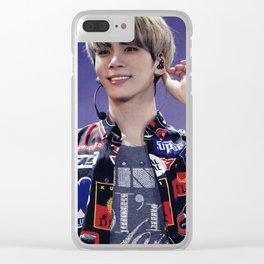 kim jonghyung Clear iPhone Case