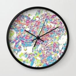 Laru Wall Clock