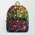 Geometric Galaxy Stars : Rainbow by vintageby2sweet