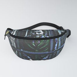 """What doesn't kill you makes you stranger."" Fanny Pack"