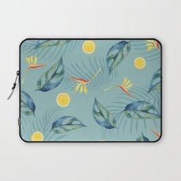 Tropical Citrus Fruit Pattern Laptop Sleeve
