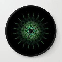 Silent Lucidity Wall Clock