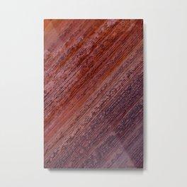 Natural Sandstone Art, Valley of Fire - III Metal Print