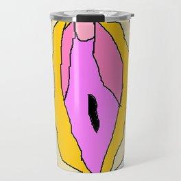 Ugly Vulva Travel Mug