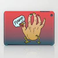 thanksgiving iPad Cases featuring Happy Thanksgiving by Josh LaFayette