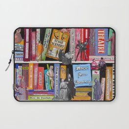 The Science Of Theatre Laptop Sleeve