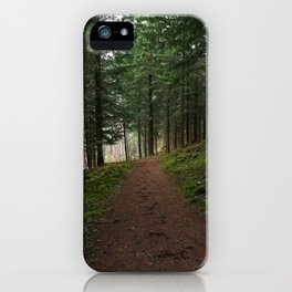 Take the fox's path - Scotland iPhone Case