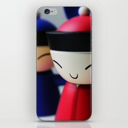 The Happy Eggcups iPhone Skin