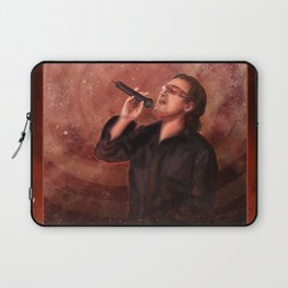 Bono Vox Laptop Sleeve