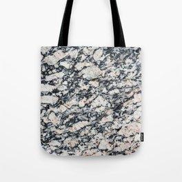 Granite Marble Tote Bag