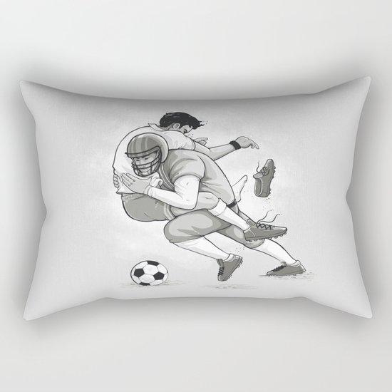 This is Football! Rectangular Pillow