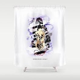 UntieHer Shower Curtain