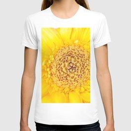 Sunny Summer Love - Yellow Gerbera #1 #decor #art #society6 T-shirt