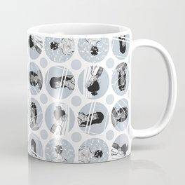 Dry Beneath My Feet Coffee Mug