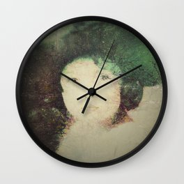 Childhood / Infancia Wall Clock