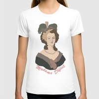 marie antoinette T-shirts featuring Antoinette by HistoryMistress