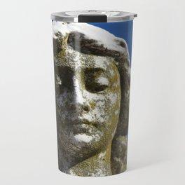 An Angel of Grieving  Travel Mug