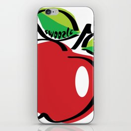 Apple Swoozle iPhone Skin