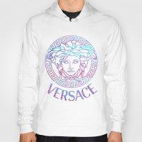versace Hoodies featuring Versace always stuntin' by Goldflakes
