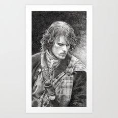 JF Art Print