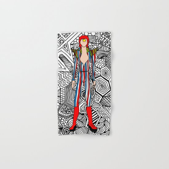 Bowie Fashion 3 Hand & Bath Towel