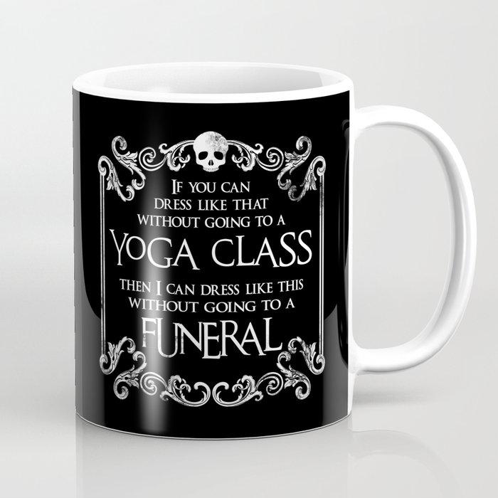 Necromancer Line: Funeral Coffee Mug