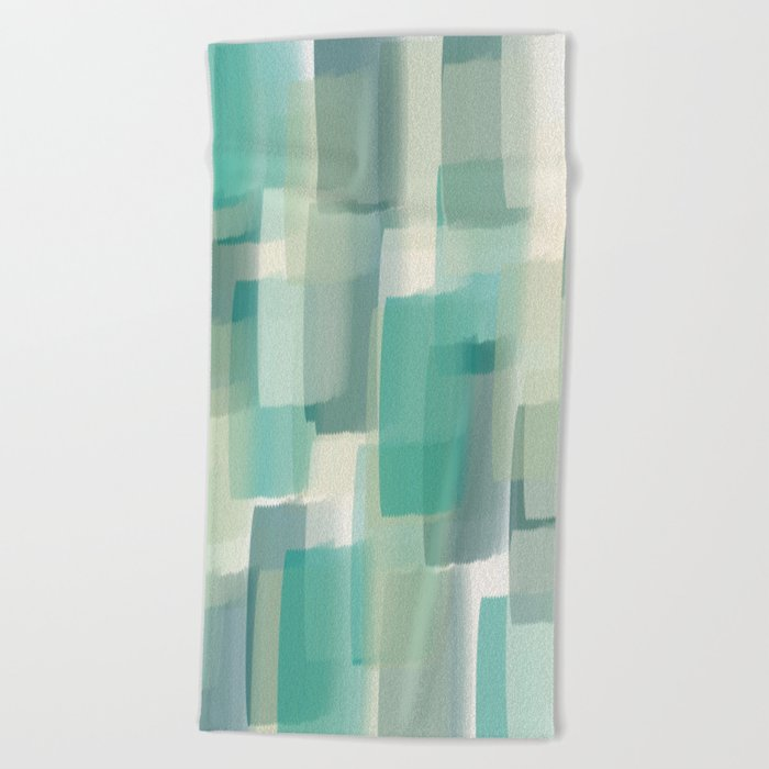 Abstract pattern 130 Beach Towel