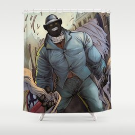 Hyde Shower Curtain