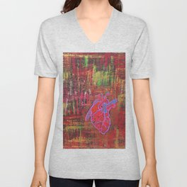 The Hearts Dirty Lesson Unisex V-Neck