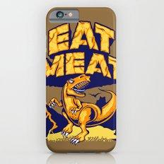 Eat Meat Slim Case iPhone 6s