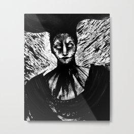 Creature of the Ocean_Mountain  Metal Print