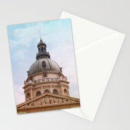 Dreamy St. Stephen's Basilca in Budpest Stationery Cards
