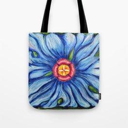 Beaux Arts Blue  Tote Bag