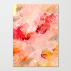 abstract painting I Canvas Print