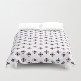 Lotus Moon Duvet Cover