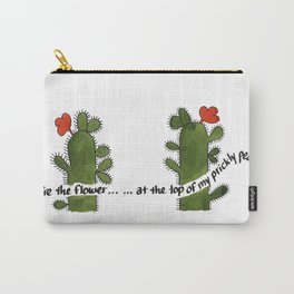 Prickly Pear Days Carry-All Pouch