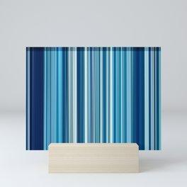 viedma glacier I Mini Art Print